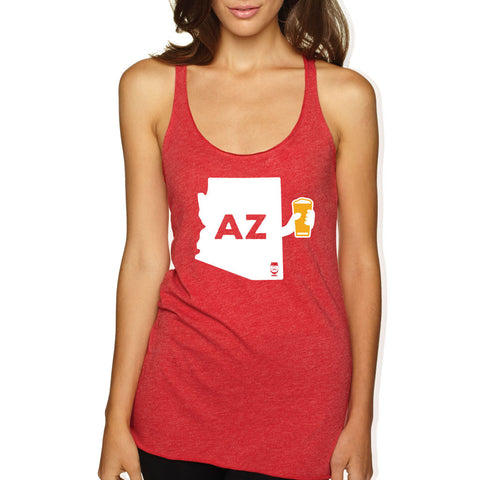 "WOMENS - ""CHEERS ARIZONA"" 