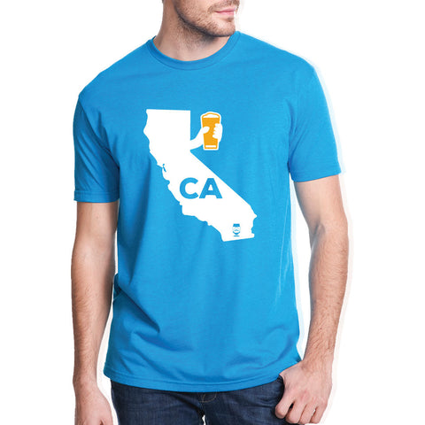 "MENS - ""CHEERS CALIFORNIA"" 