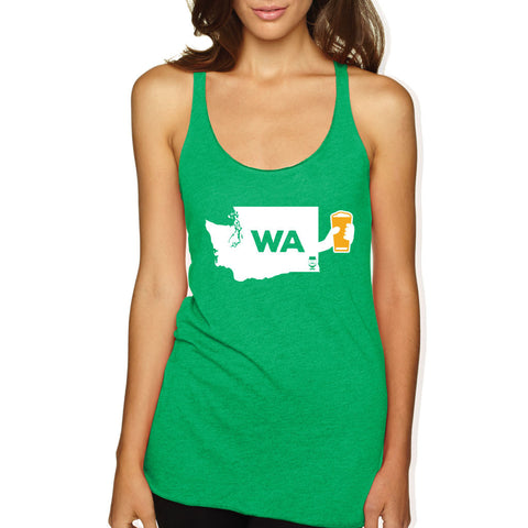 "WOMENS - ""CHEERS WASHINGTON"" 