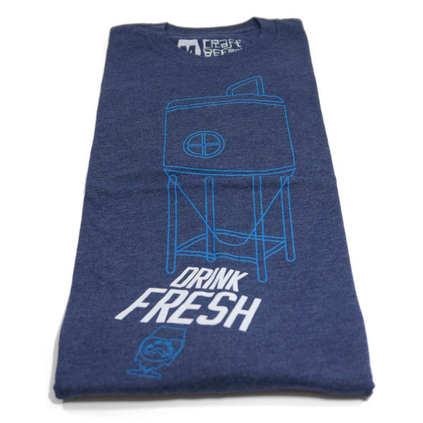 "MENS - ""DRINK FRESH"" 