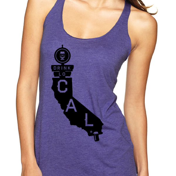 "WOMENS - ""DRINK LOCAL"" 