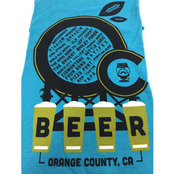 "MENS - ""OC BEER"" 