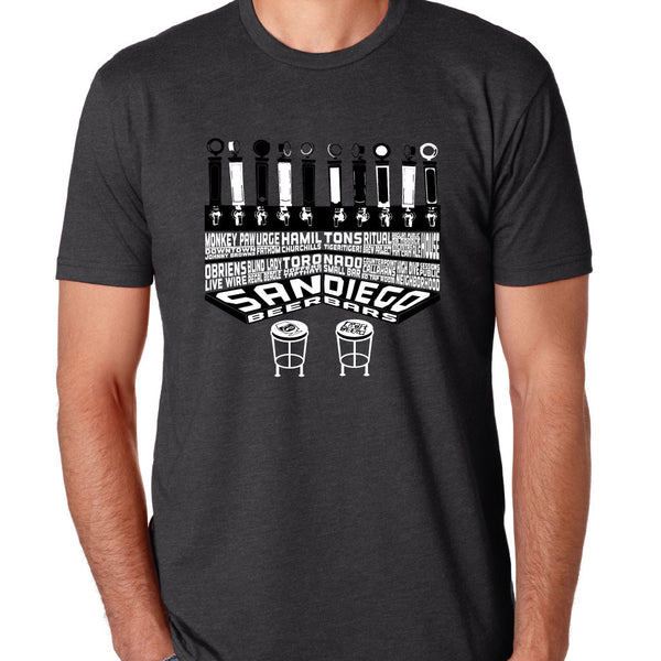 "MENS - ""SAN DIEGO BARS"" 