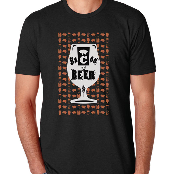 "MENS - ""BACON & BEER"" 
