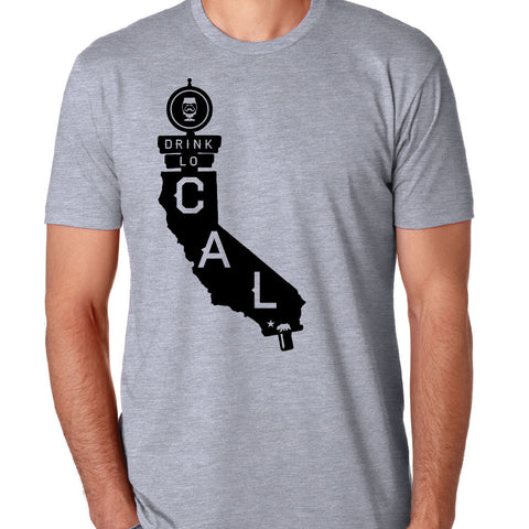 "MENS - ""DRINK LOCAL"" 