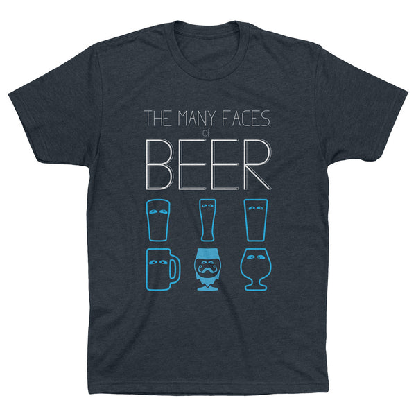 "MENS - ""FACES OF BEER"" 