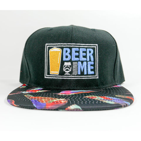 "HAT - ""BEER ME"" - Beer Shirts, Glassware, Beer Pins by CRAFT BEERD®"