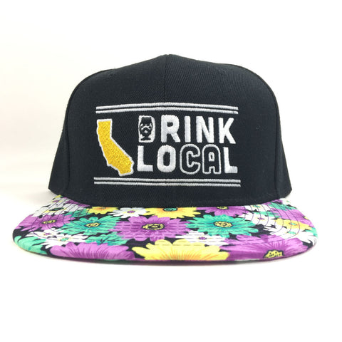 "HAT - ""DRINK LOCAL"" 