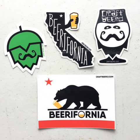 STICKERS - 4-PACK
