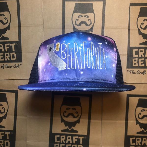 "HAT - ""BEERIFORNIA"" (STATE)"