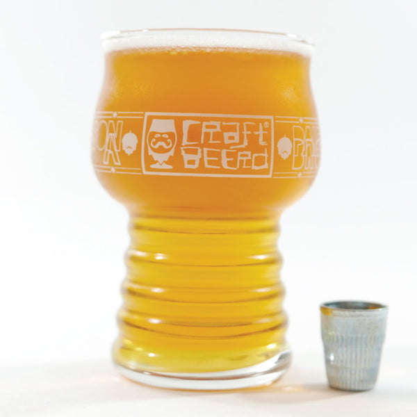 "GLASSWARE - ""TASTER - STYLES"" GIFT SET - Craft Beer T-Shirts, Beer Art and Beer Gifts 