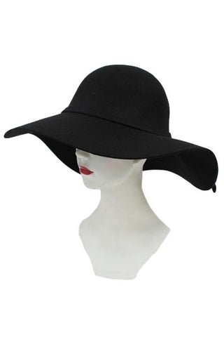 Courtney Hat (Black)