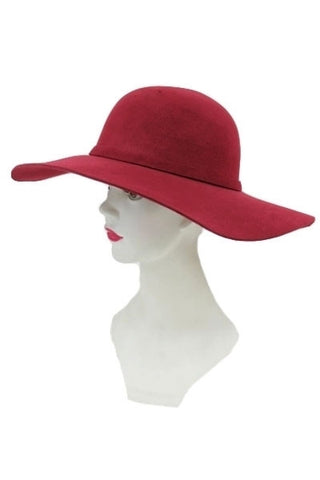 Courtney Hat (Red)