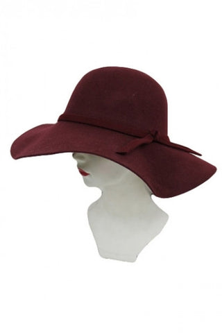 Courtney Hat (Wine)