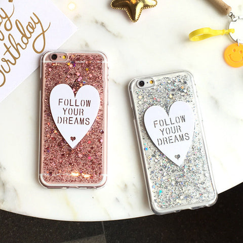 Follow Your Dreams Case