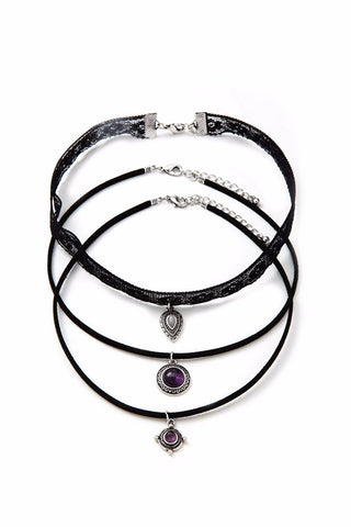 Juliette Choker Necklace Set