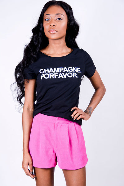 Champs Please Tee