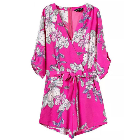 Pink Passion Romper