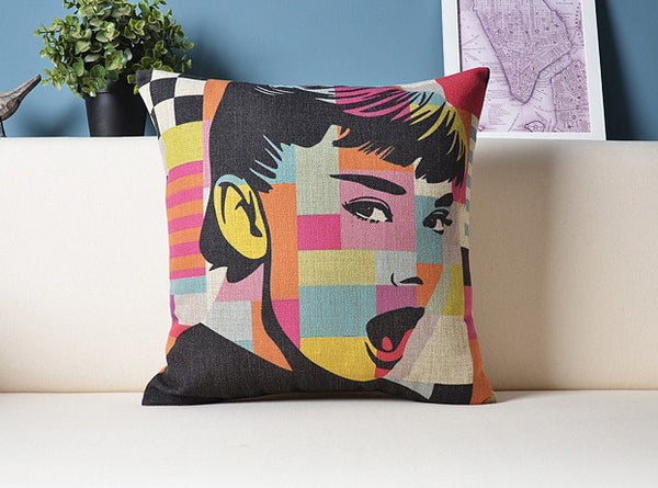 Sassy Fierce Pillow
