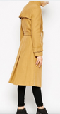 Yellow Mustard Coat