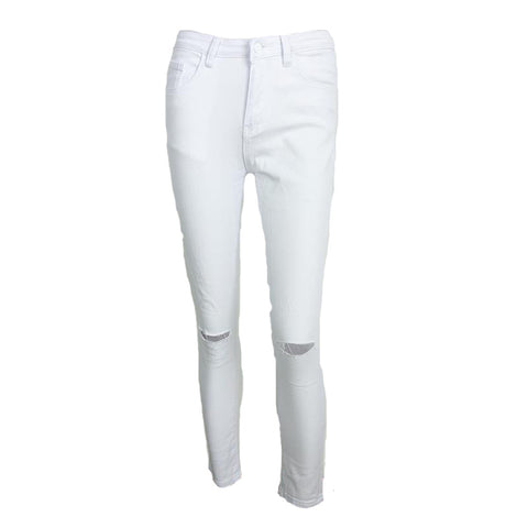 Ivory White Jeans