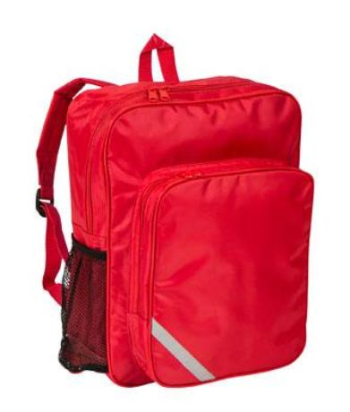 Junior - Early Years School Bag -various colours