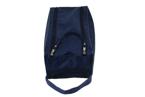 Shoe Bag | Double Zipped Opening