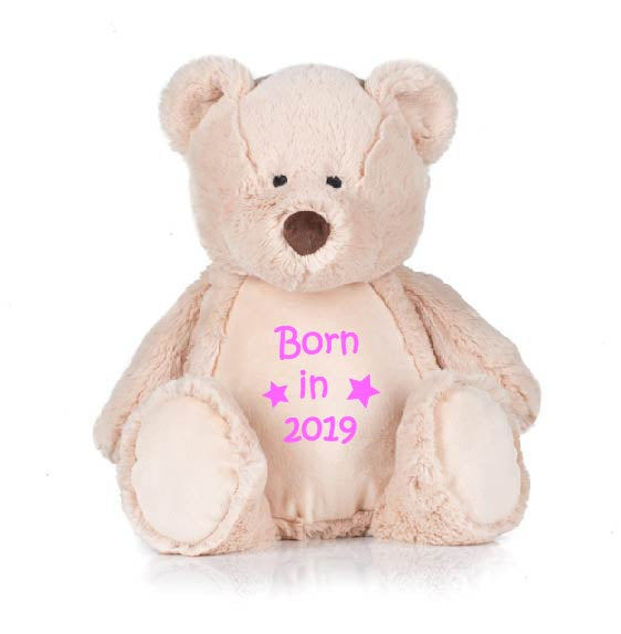 Cute Personalised Teddy Bear for babies