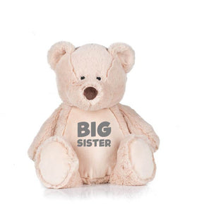 Personalised Big Brother Teddy Bear. big Brother gifts from new baby