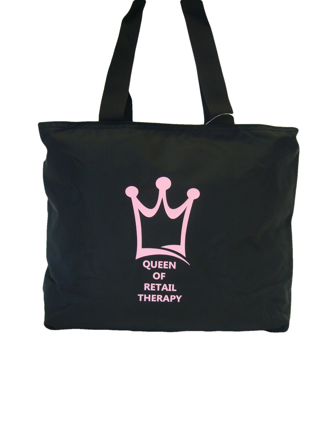 Carry Bag - Queen of Retail Therapy
