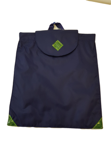 Daytripper - versatile child's drawstring bag - Purple