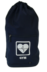 Havasak - Versatile Duffle Bag Printed with Gym Logo