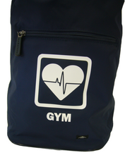 Load image into Gallery viewer, Havasak - Versatile Duffle Bag Printed with Gym Logo