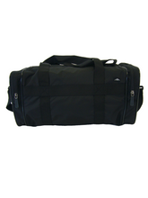 Load image into Gallery viewer, Kit Bag - Compact black gym bag