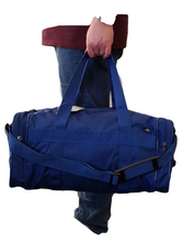 Load image into Gallery viewer, Kit Bag - small gym holdall - compact sports bag