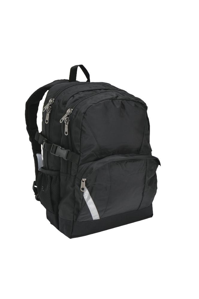 Marathon Chiropak Endorsed Back Care Backpack Black