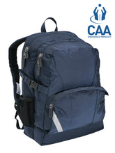 Load image into Gallery viewer, Marathon Chiropak - Endorsed Back Care Backpack - Navy