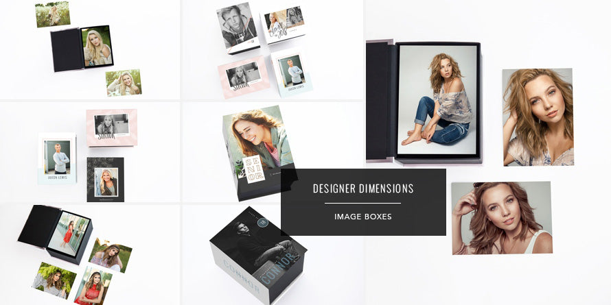 Designer Dimensions // Customizable Product Photos