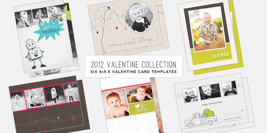 2012 Valentine Collection