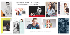 2015 Grad Card Collection