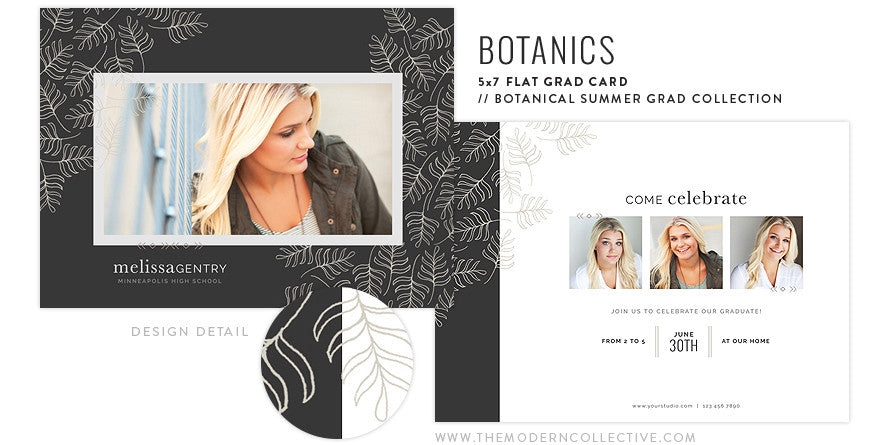 Botanical Summer Grad Collection