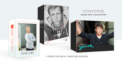 Converge Image Box Collection // Custom Proof Boxes