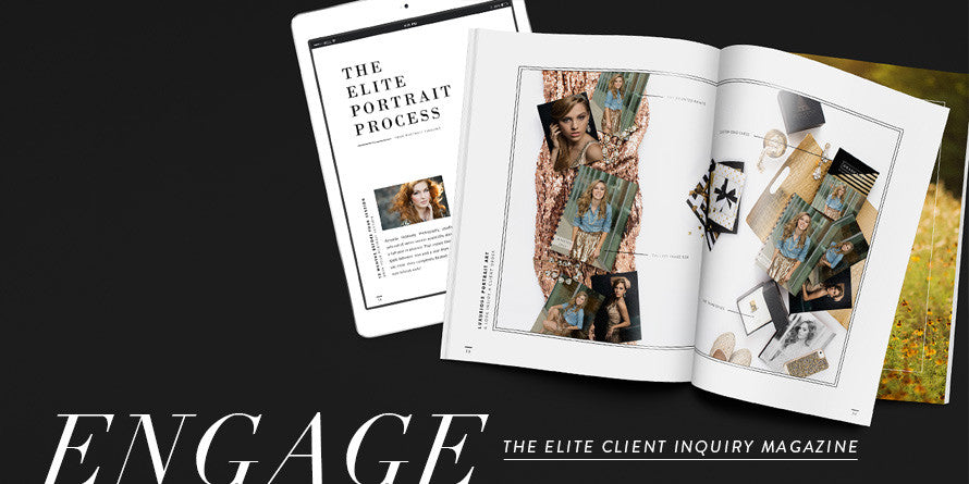 Engage - The Elite Client Inquiry Magazine