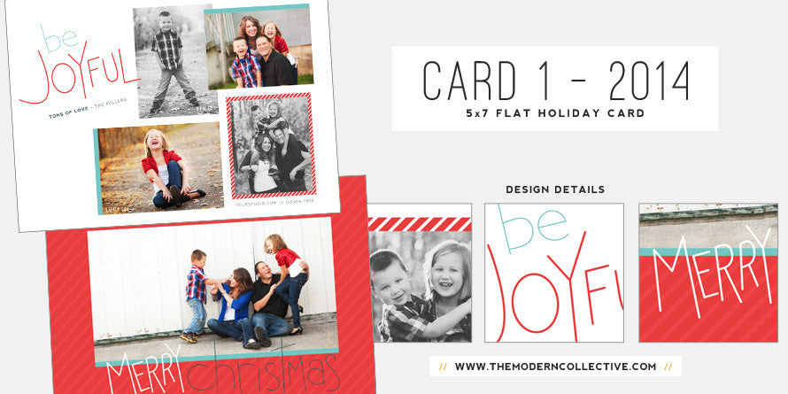 2014 Holiday Card Collection
