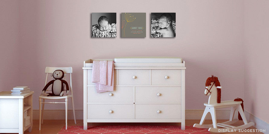 Baby Love // Nursery Wall Art