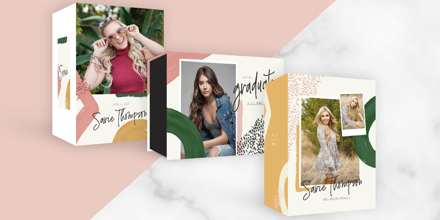 2019 Spring Bundle // Custom Proof Boxes