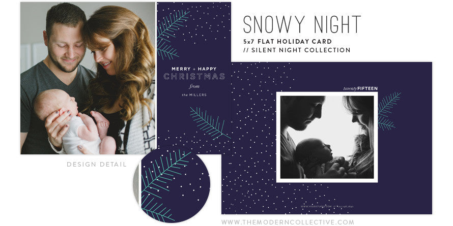 Silent Night Holiday Collection