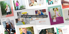 2014 Grad Card Collection