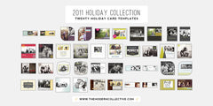 2011 Holiday Card Collection