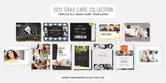 2012 Grad Card Collection